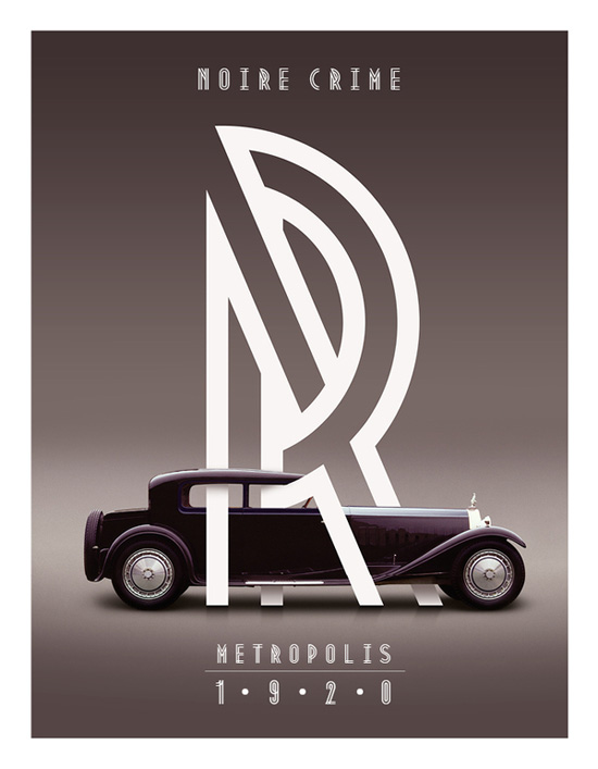 Is Metropolis 1920 By Designer Josip Kelava Josip About His Typo
