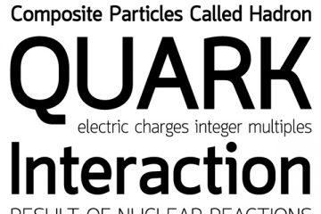 quark-free-font