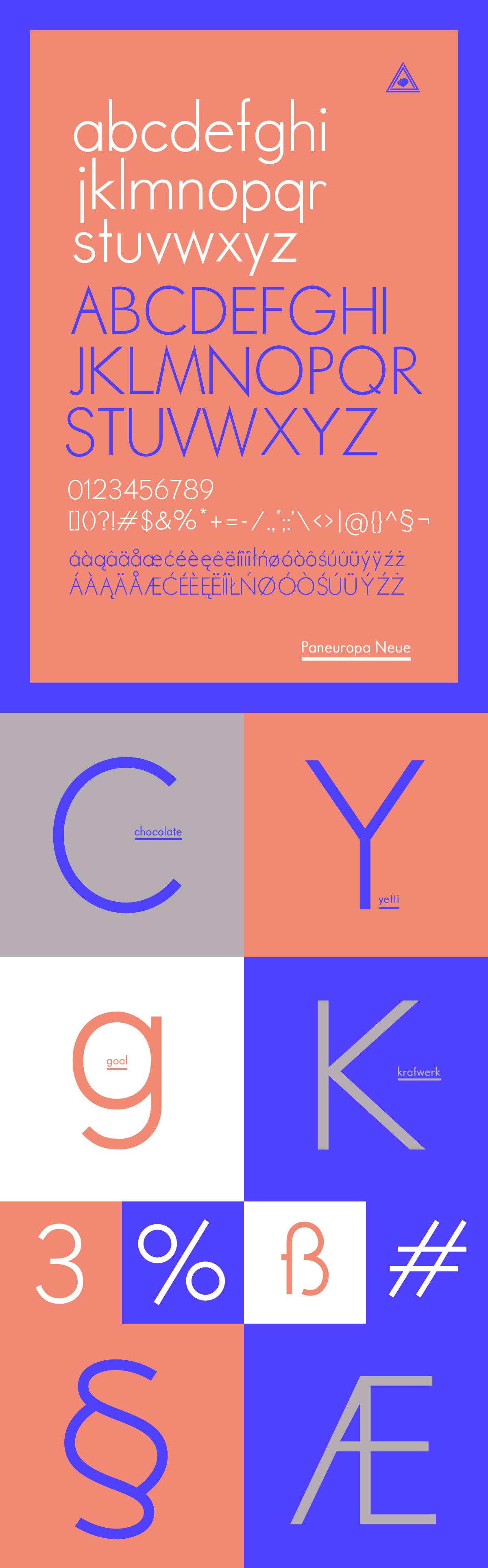 Paneuropa-Neue-free-font