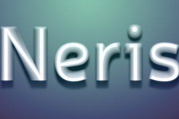 neris-free-font