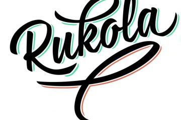 rukola-font