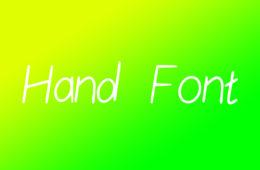 Hand-Font-02