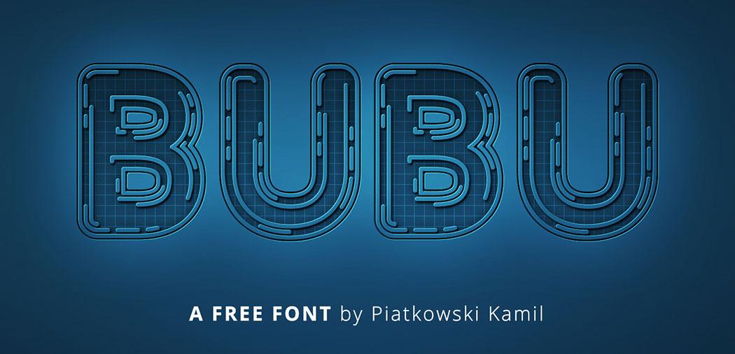 bubu-free-font