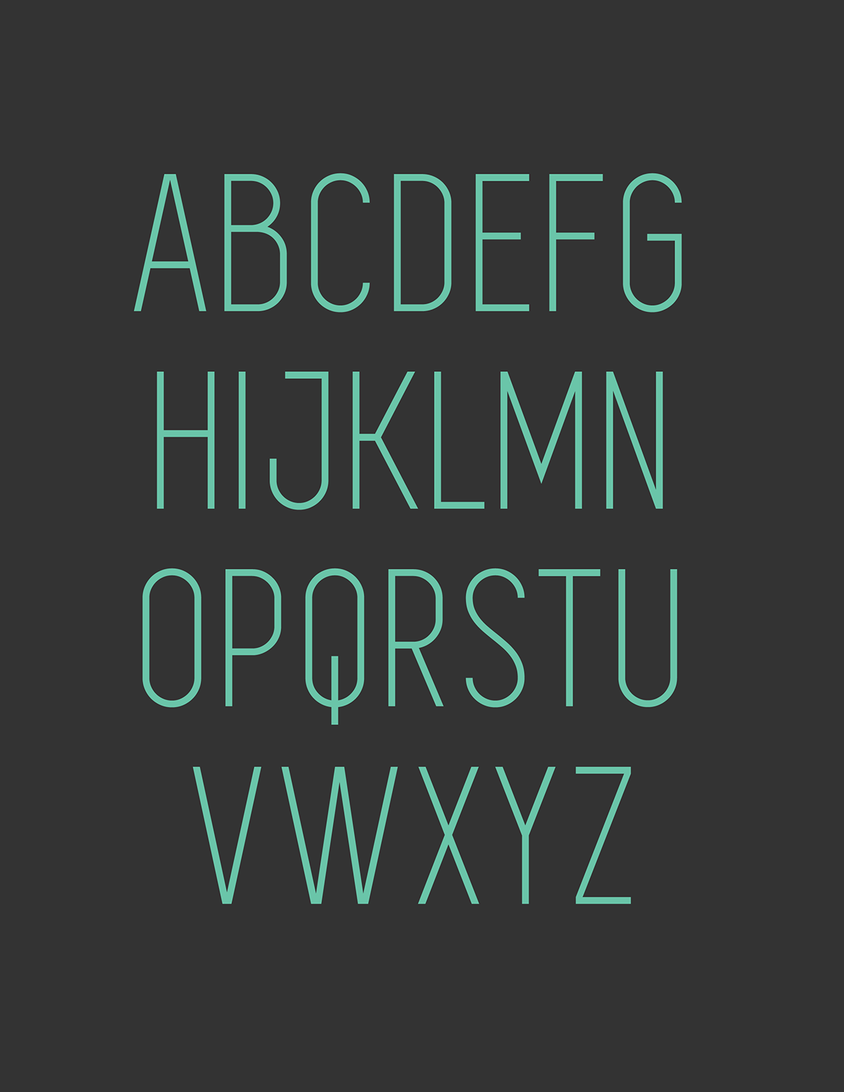 Free Font: SIMPLIFICA › FreeTypography