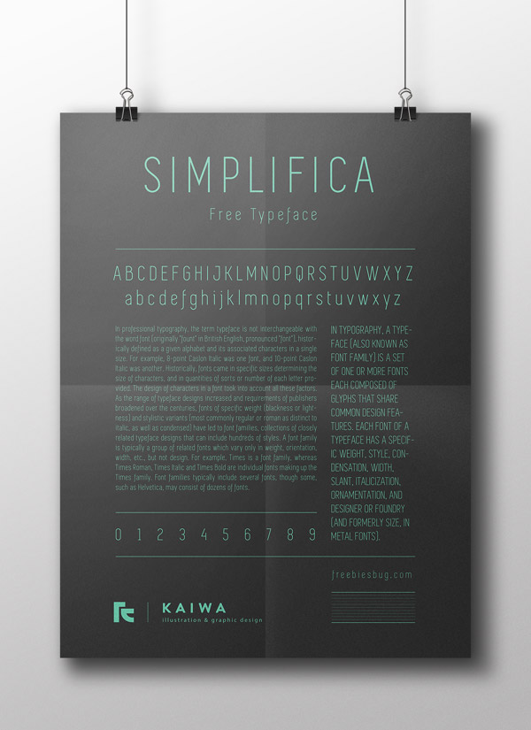 simplifica-poster