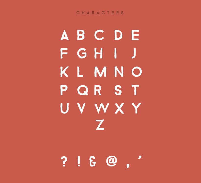 bison-typography-free-font-typeface