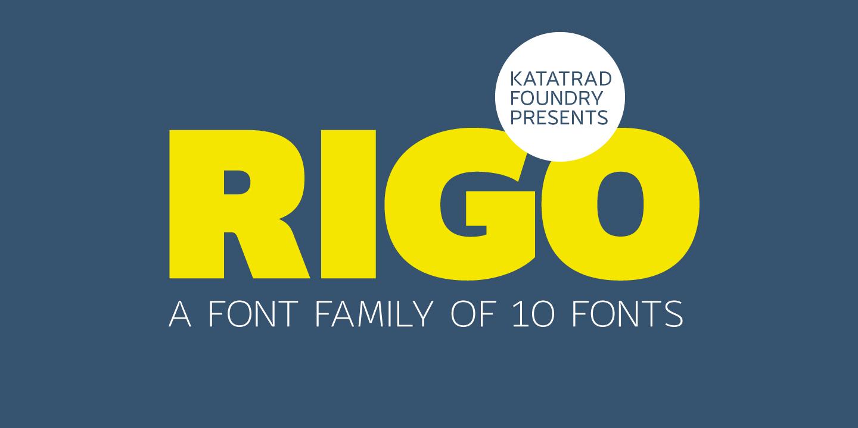 rigo-font
