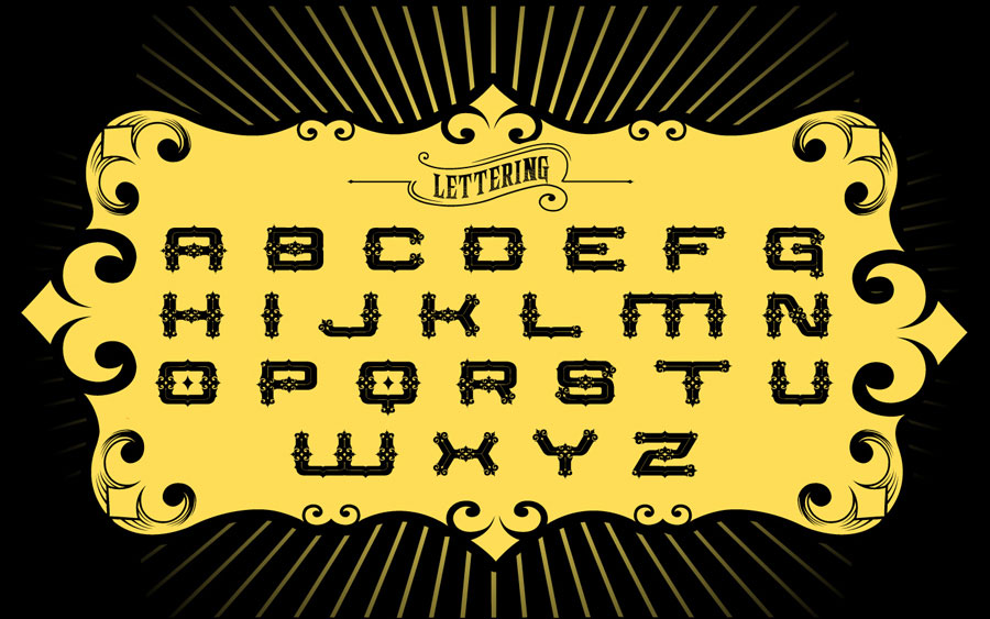 SantaRosa-free-font-02