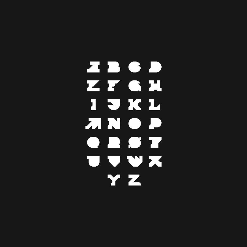 free font design